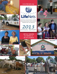LifeNets Annual Report 2013