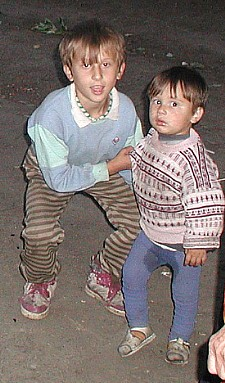 Ukraine - Orphans and Street Children Program in Vinogradov